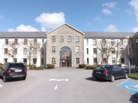 Kerry County Council buildings in Rathass.