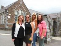 Schooldays Revisited For Balloonagh's Class of 1997