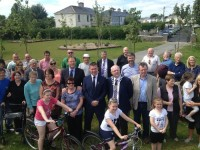 Minister Launches New Phase Of Tralee-Fenit Greenway