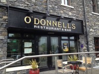 Out To Dinner: A Tasty Family Evening At O'Donnell's