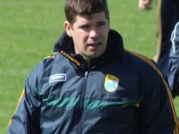 Eamonn Fitzmaurice, prepares for his third year in charge with Kerry. Photo by Dermot Crean.