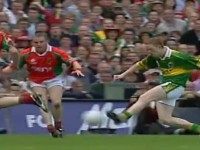 Video: Top Five Great Kerry v Mayo Moments