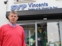St Vincent de Paul Tralee Area President, Junior Locke. File Photo.
