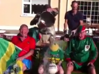VIDEO: Mayo Legend In Tralee Takes The Ice Challenge With Leo Griffin