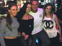 Video/Photos: Geordie Shore Star Comes To 'Toon'