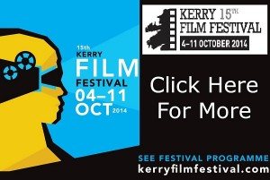 Kerry Film Festival Ad