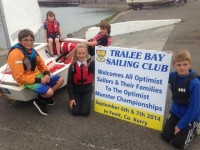 Sailing Club To Host Optimist Munster Championships
