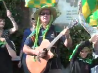 Final Countdown: Video – Caribbean Feel To 'Kerry For Sam' Charity Song