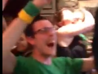 Video/Photos: How Tralee Reacted To Kerry's Win