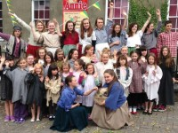 Rehearsals In Full Swing For 'Annie' Production