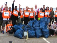 Photos: Banna Beach Gets Cleaned Up By Volunteers