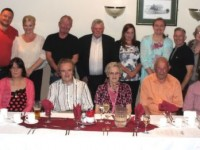 Family Gathers For Spa Road Lady's 80th Birthday