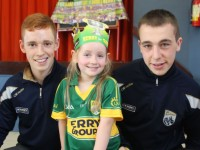 Final Countdown: Gaelscoil Gives Kerry Minor Stars A Major Send-Off
