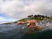 Kevin Bids To Become Oldest Irishman To Swim English Channel