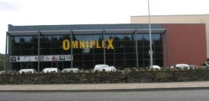 The Omniplex cinema on Dan Spring Road.
