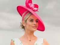 Pippa Joins Dáithi As Judge At Listowel Ladies Day