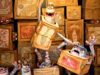 At The Omniplex: 'Boxtrolls'