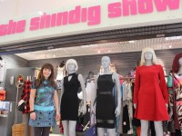 Ciara Brosnan of Shindig, outside the new Shindig store in Manor West Retail Park. Photo by Gavin O'Connor.