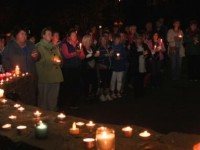 VIDEO/PHOTOS: Candlelight Vigil In Pearse Park Marks World Suicide Day
