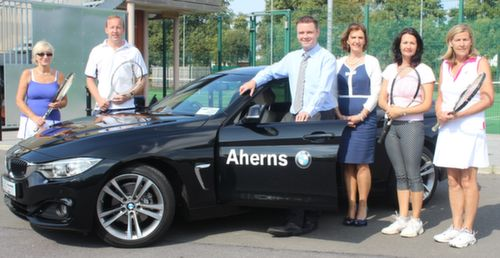 Tralee Tennis Club To Hold Five Day Bmw Championship Traleetoday Ie