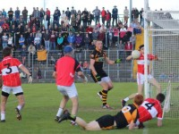 SPORT: Donaghy The X-Factor In Stacks' Triumph