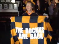 VIDEO: From The Clubhouse To The Final Whistle, We Follow The Rockie Fans