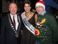 VIDEO/PHOTOS: Rose Maria Lights Up Tralee…Again!