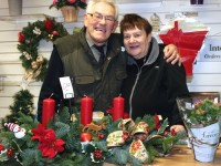 Well-Known Florists To Retire After 35 Years In Bloom