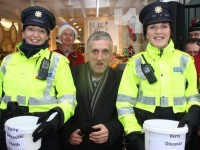 VIDEO: Christy Rocks Town Centre At Annual Garda Christmas Collection