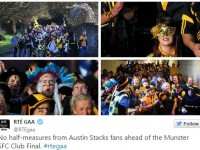 How Austin Stacks' Munster Final Win Played Out On Twitter