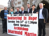 Archbishop Of Dublin To Speak At 'Journeying In Hope' Event At St John's Church