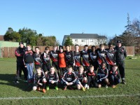 Park Fc U13 who reached the last 16 of the SFAI Cup