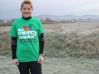 Curraheen's Brenda Nominated For Hero Award After Marathon Fundraising Efforts