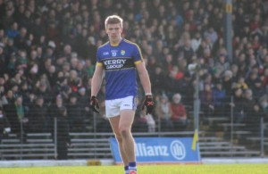 Tommy Walsh during the Allianz League game between Kerry and Mayo at Killarney on Sunday. Photo by Dermot Crean