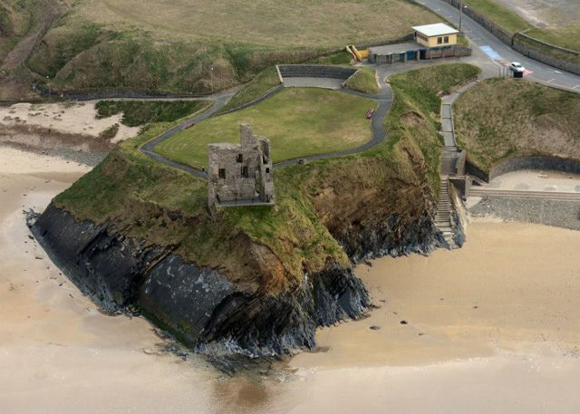 Ballybunion Castle Green