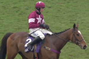 Tralee Jockey Wins At Cheltenham