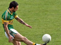 Paul Galvin in action for Kerry.