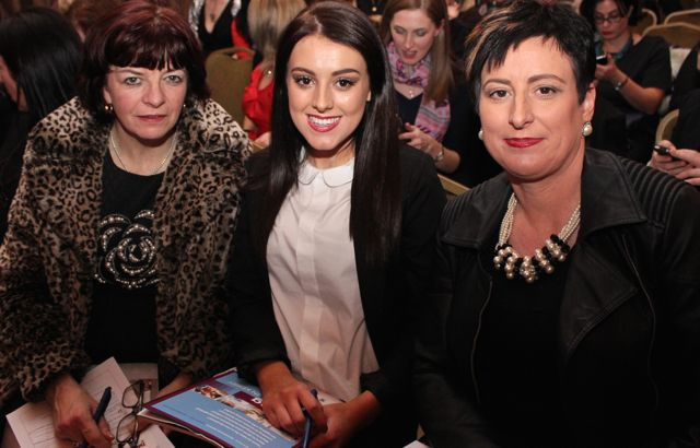 Photos huge turnout at businesswomen 39 s event in for A maureen mccarthy salon