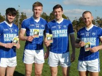 Kerry's Blues Get Behind Masterful Idea For Club Fundraiser