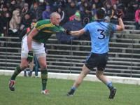 Kiaran Donaghy, gets aquanted