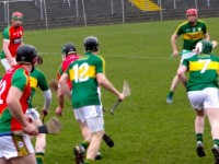 Hurling: Kerry Win With The Last Puck Of The Game