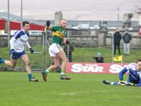 Barry Brothers Among Five Tralee Players Starting For Kerry Against Monaghan
