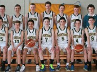 Mounthawk Basketballers Win South-West Regional Final