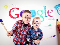 Listowel And Kilmoyley Kids Look For Your Votes in 'Doodle 4 Google' Competition