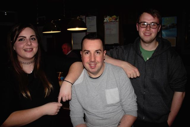 Quiz Aoife Fitzmaurice, John Fitzgerald and Ryan Higgins  (Medium)