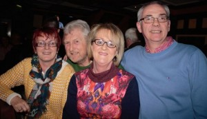 Quiz Mary and Gerry Crean and Eileen and Mick Kennedy (Medium)