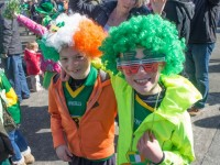 PHOTOS/VIDEO: St. Patrick's Day Comes Early At Scoil Eoin