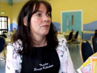 VIDEO: Up To 90 People A Week Using Tralee Soup Kitchen