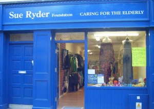 Sue Ryder Charity