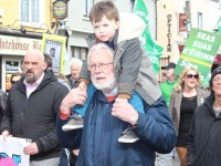 VIDEO/PHOTOS: Hundreds March In Anti-Water Charges Protest